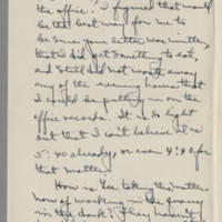1942-02-12 Laura Davis to Lloyd Davis Page 3