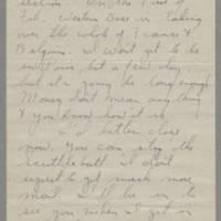 1946-01-24 Capt. Bill Perdock to Eave Elder Page 2