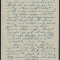 1918-06-10 Thomas Messenger to Mrs. Ress Wade Page 2