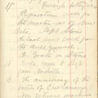 1864-09-16 -- 1864-09-19