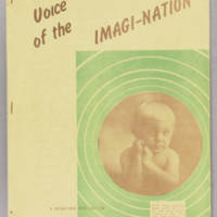 Voice of the Imagination (VOM), whole no. 12, March 1941