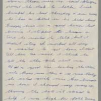 1942-02-01 Lloyd Davis to Laura Davis Page 2