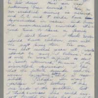 1943-06-10 Bessie Rector to Laura Frances Davis Page 4