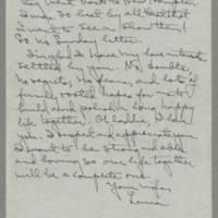 1945-07-25 Laura Davis to Lloyd Davis Page 9