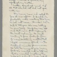 1942-07-30 Laura Davis to Lloyd Davis Page 2