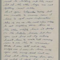 1942-12-26 Lloyd Davis to Laura Davis Page 1