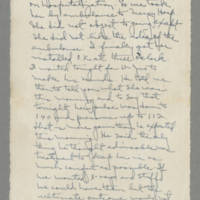 1942-07-29 Laura Davis to Lloyd Davis Page 2