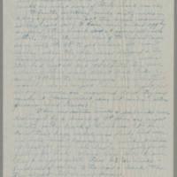 1945-07-23 Maj. Al E. Baldridge to Dave Elder Page 2