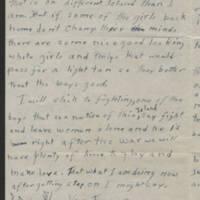 1945-04-11 Cpl. Jack D. Longer to Dave Elder Page 3