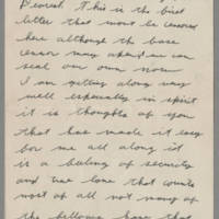 1945-05-26 Lloyd Davis to Laura Davis Page 1