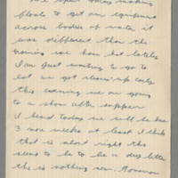1942-09-15 Lloyd Davis to Laura Davis Page 1