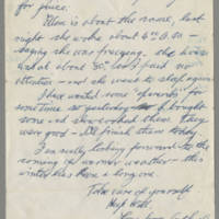 Correspondence to Pearl Hyde Page 2