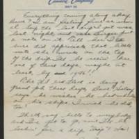 1945-07-27 Pfc. Roger K. Banks to Dave Elder Page 2