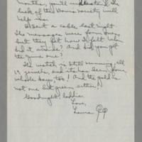 1943-07-27 Laura Davis to Lloyd Davis Page 6