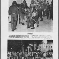 "1971-05-11 Iowa City Press-Citizen Photo: """"Arrest"""""