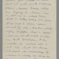 1942-09-29 Lloyd Davis to Laura Davis Page 1