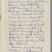 1942-01-27 Laura Davis to Lloyd Davis Page 2