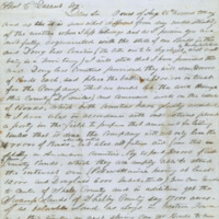 Grenville M. Dodge correspondence with Thomas C. Durant, Council Bluffs, Iowa, 1858