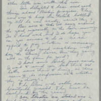 1944-05-28 Helen Angell to Mrs. Bess Peebles Page 1