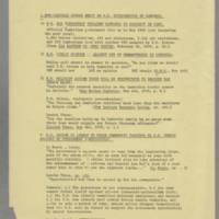 1970-05-14 A Non-Partisan Source Sheet on U.S. Intervention In Cambodia
