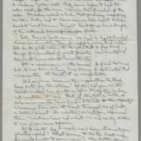 1942-02-06 Laura Davis to Lloyd Davis Page 2