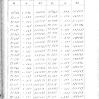 Theory of Least Squares Applied to the Problems Arising in our Observatory by Arthur George Smith, 1895, Page 55