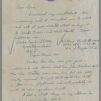 1945-05-14 Bob Sutter to Dave Elder