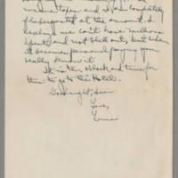 1941-12-02 Laura Davis to Lloyd Davis Page 3