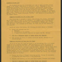 1967-09-22 Student Activities Bulletin Office of Student Affairs Page 2
