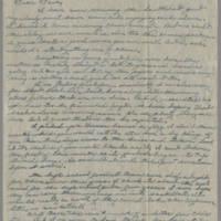 1944-12-07 Pfc. Eddie Prebyl to Dave Elder