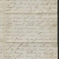 1863-03-14 Charles A. Gates to Mr. Arad Gates Page 3