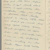 1942-09-12 Lloyd Davis to Laura Davis Page 2