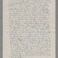 1942-12-11 Laura Davis to Lloyd Davis Page 2