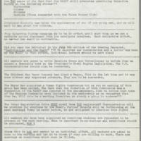 1963-07-25 NAACP Newsletter, Fort Madison Branch Page 1