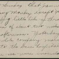 1918-02-13 Thomas Messenger to Mr. & Mrs. N.H. Messenger Page 3