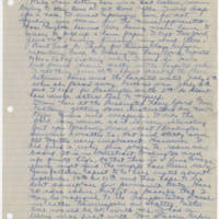 1943-08-04 Lt. L.E. Hilsabeck to Mr. W. Earl and Mrs. Ruth Hall Page 1
