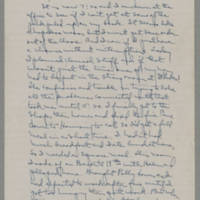1942-01-07 Laura Davis to Lloyd Davis Page 1