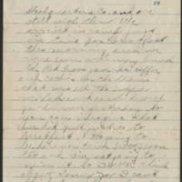 1918-09-30 Thomas Messenger to Mr. & Mrs. N.H. Messenger Page 4