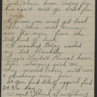 1919-06-19 Letter from Edna Page 2