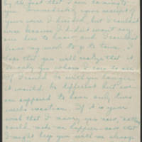 1917-12-19 Daphne Goodenough to Conger Reynolds Page 2