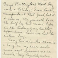 1918-02-28 Daphne Reynolds to Conger Reynolds Page 1