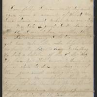 1862-09-21 Charles A. Gates to Mr. Arad Gates Page 1