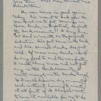 1943-01-17 Laura Davis to Lloyd Davis Page 2