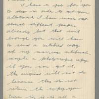 1942-08-27 Lloyd Davis to Laura Davis Page 1