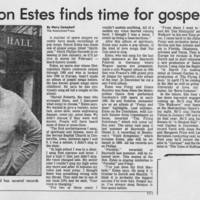 "1986-01-28 """"Busy Simon Estes finds time for gospel album"""""
