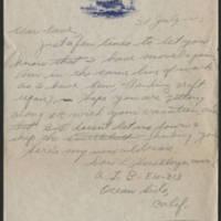 1945-07-31 Dan L. Hershberger to Dave Elder