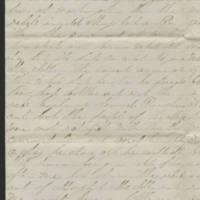 1863-02-01 Charles A. Gates to Mr. Arad Gates Page 6