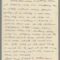 1942-08-23 Lloyd Davis to Laura Davis Page 1