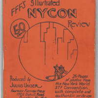 FFF's Illustrated Nycon Review, 1942