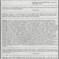 1969-06-12 Newsletter, Fort Madison Branch of the NAACP Page 4